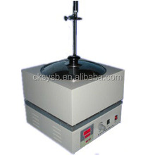 Digital mini thermostatic electric magnetic laboratory stirrer with hot plate
