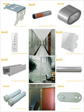 venetian blinds parts/curtains blinds motor for Window Blinds home office design by NOVO factory in Guangzhou
