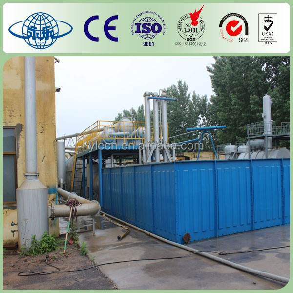 Waste Plastic Recycling Oil Equipment For Sale small invest