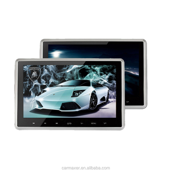 New style 10 inch car dvd player with USB/SD/Touch screen 1080p car lcd monitor