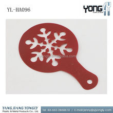 Yongly Coffee Stencils Latte Art Cappuccino decorating tools