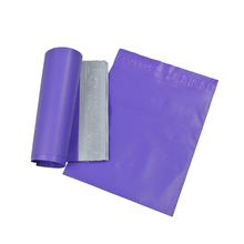 custom envelopes Plastic self-adhesive bag Customized courier poly mailers bag with adhesive peel and seal