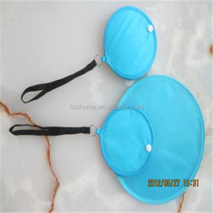 BSCI Audit Factory Wholesale Foldable Round Fan for Promotion