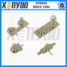 electrical spring contacts