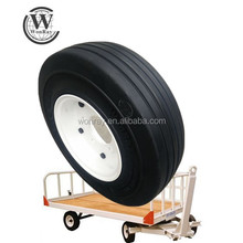 Solid 8 inch rim trailer tire wheel 4.00-8 2.00-8 3.20-8 3.60-8 etc.