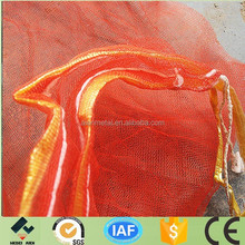 fruite packaging orange mesh plastic bag