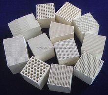 Thermal Energy Storage Honeycomb Ceramic