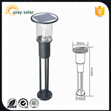 super brightness outside landscape lamp stainless steel solar garden light