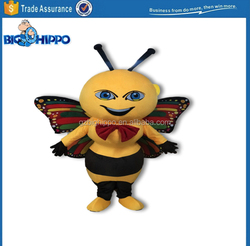 Animal Queen Bee Mascot Costume