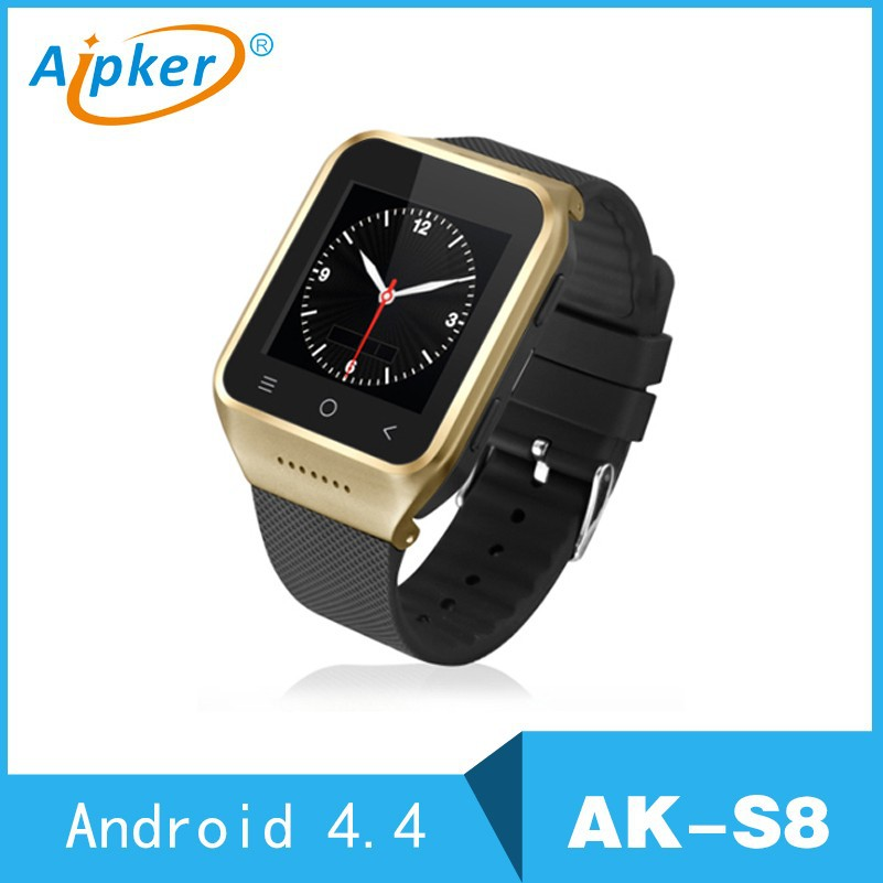 AOKE top selling 3G android smart watch phone with CE ROHS