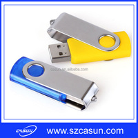 swivel USB 3.0 flash drive with real capacity 4GB/8GB/16GB/ 32GB/ 64GB