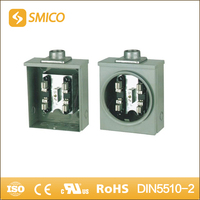 SMICO Cheap Innovative Products 100A Electrical Power Meter Socket Parts