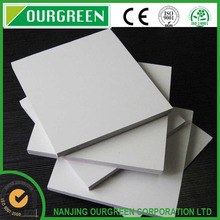 White PVC rigid foam sheet, PVC foam board, PVC plastic panels