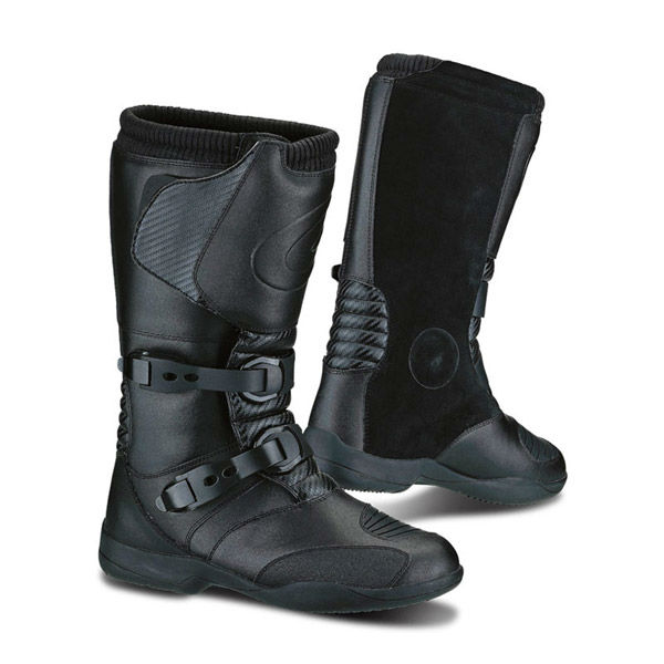 Two buckles, waterproof, multi-use motorcycle touring boots