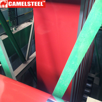 PPGI coil/sheet/strip Products Exported to Dubai from China manufacturer