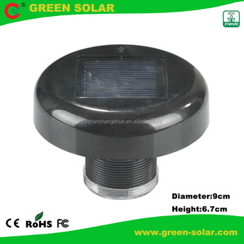 Solar Roof Light With Motion Sensor