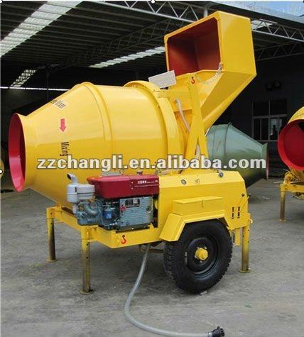 Hot sale!!! 2012 JZC 350 concrete mixers