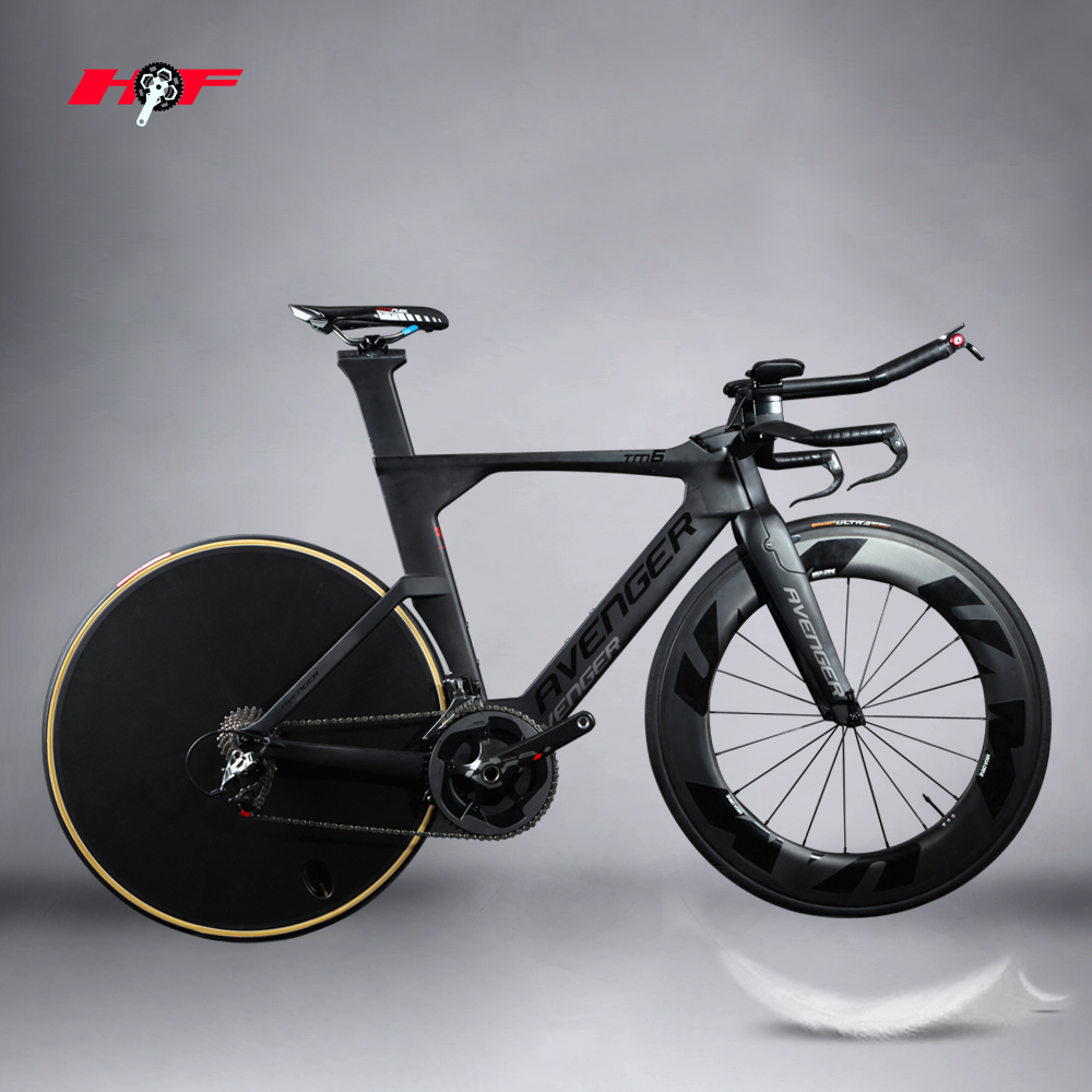 wholesale price for 2016 hottest tt bike frame carbon toray t800 China