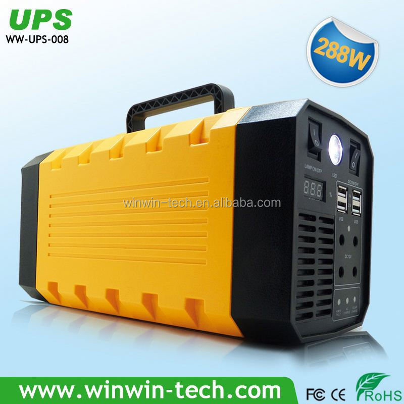 power supply/DC to AC inverter/UPS/transformer inverter charge any mobile and laptops