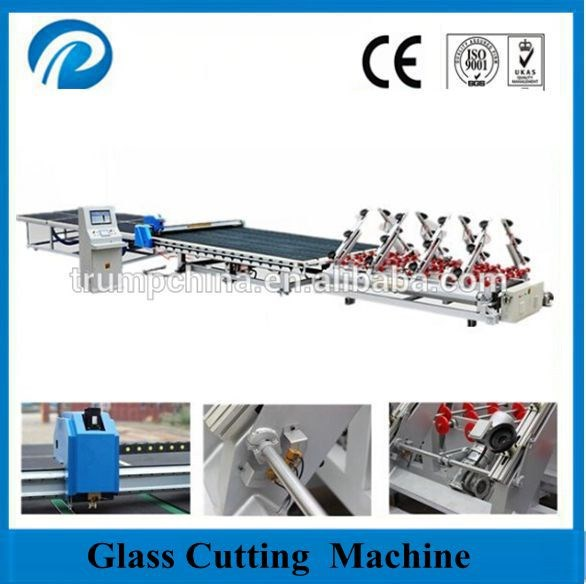 Glass Indoor Outdoor glass cutting machine for sale/Automatic glass cutting line/glass cutter