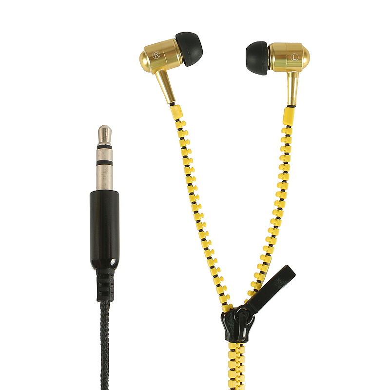 Stereo MP3 in ear earphone with Mic&Volume control