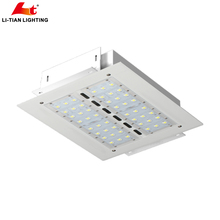 Inventric Meanwell CREE 100w 150w 200w IP65 recessed led gas station canopy light