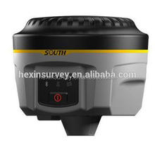 high-efficiency Galaxy G1 GNSS RTK with SOUTH professional surveying software