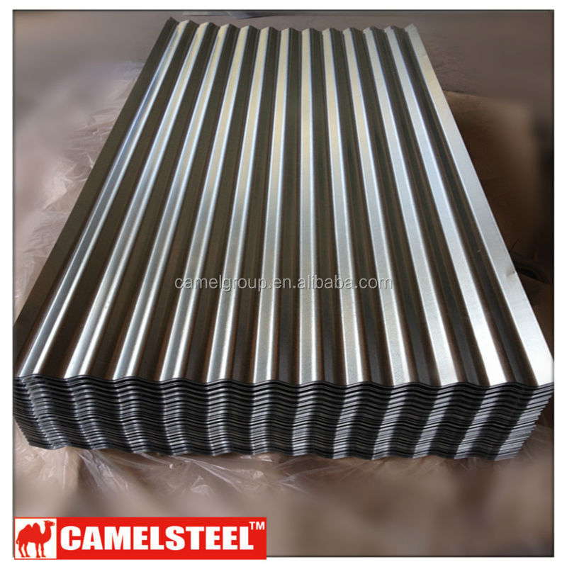 Corrugated Metal Panels Pricing : Corrugated galvanized steel sheet with price buy