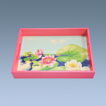 New design wooden custom made jewelry gift boxes