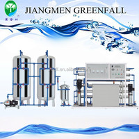 SUS304 Reverse Osmosis System Water Treatment