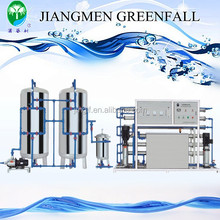 SUS304 reverse osmosis system water treatment equipment tap water filter water purified machine