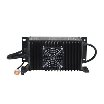 60V waterproof charger with PFC for electric car