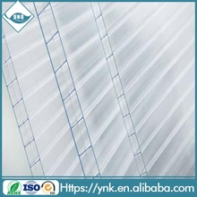 Triple-wall polycarbonate hollow sheet polycarbonate prices