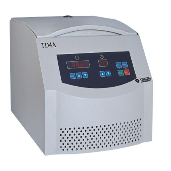 TD4A Plated Rich Plasma centrifuge blood centrifugal machine price