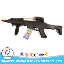 Newest kids electric gun toys plastic import toys directly from china