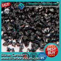 For Metallugy Foundry SiC 98% silicon carbide raw material