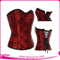 Hexinfashion Wholesale japanese sexy lingerie corset