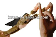 Rubber hand Plush Monkey Toy