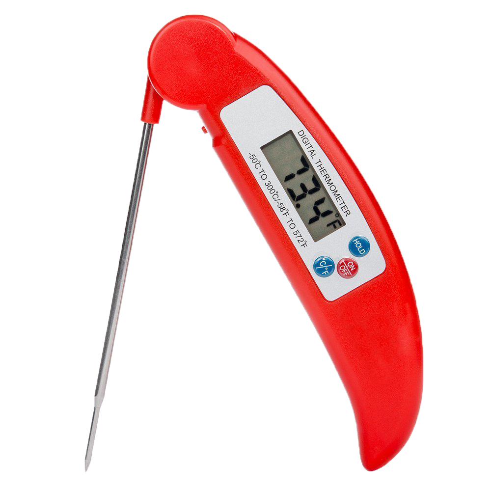 Household Thermometer Digital Instant Probe Read Temperature Meat Thermometer for Food