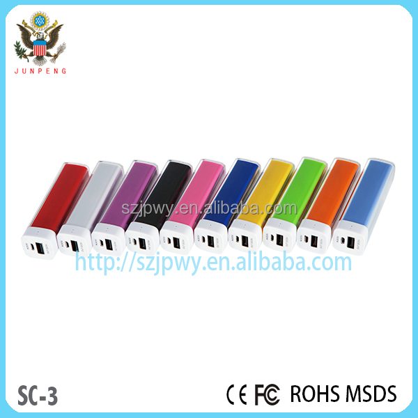 Wholesale li-ion battery emergency <strong>mobile</strong> charger fashion power bank