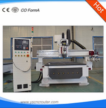 linear auto tool changer machining center wood cutting cnc router Yishun auto-tool change cnc router 1530 atc