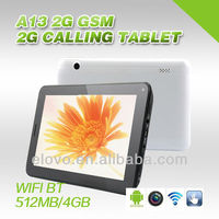 7inch joy tablet Allwinner A13 Android tablet computer promotion