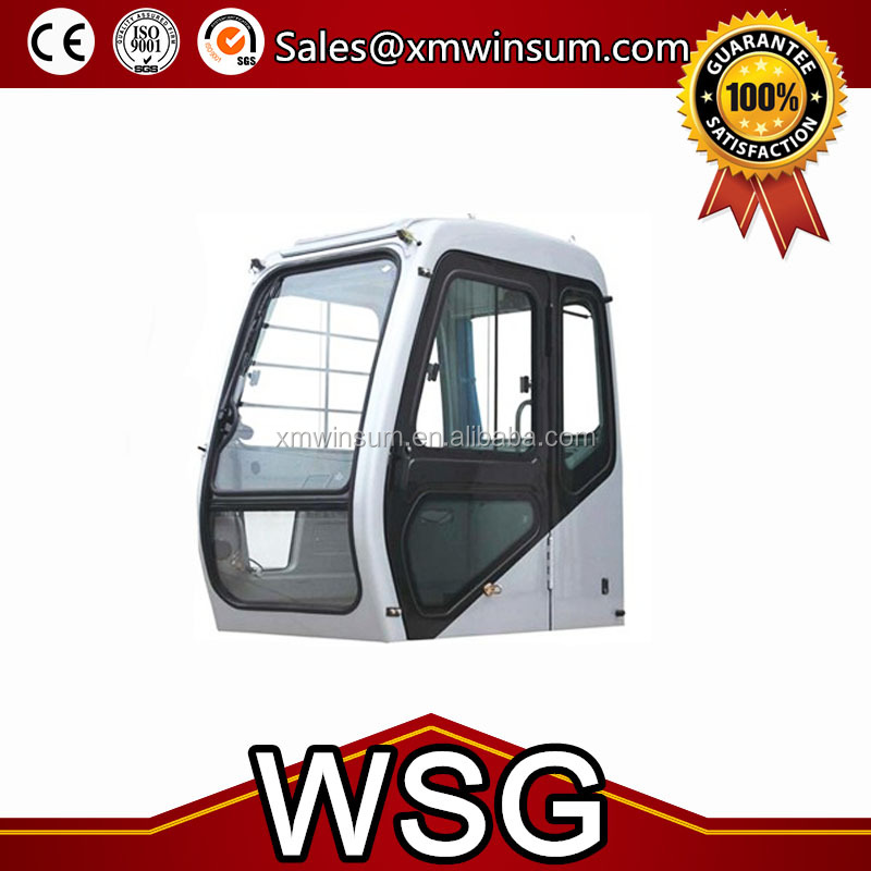 High quality excavator cabin made in China PC56-7 PC70-8 mini excavator operator cab