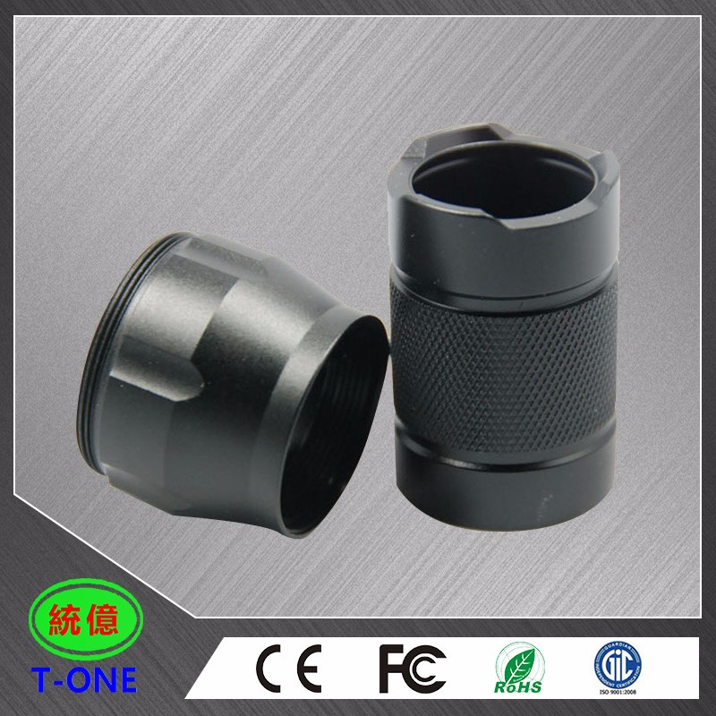 High precision OEM custom steel collar taper bushing