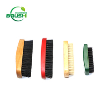 Famous manufacturers wholesale hot sale wooden shoe cleaning brush