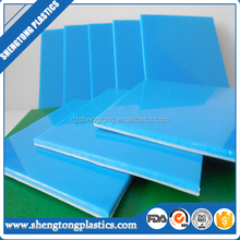 AB double color High density polyethylene plasitc sheet,engravable HDPE sheet