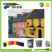 Caison Resin free pigment dispersion for external render finishes