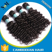 Wholesale quality products thin skin hair piece,indian virgin deep curly hair,unprocessed virgin malaysian hair weft