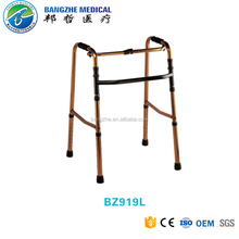 High quality orthopedics walking aids walker for handicapped and elderly BZ919L