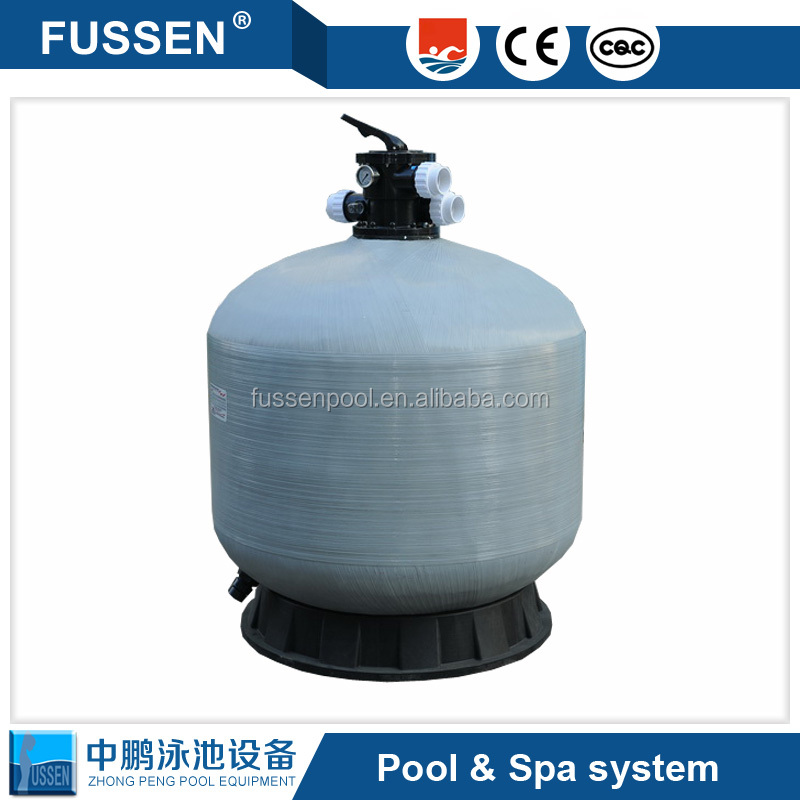 Swimming pool manufacturer pool equipment professional sand filter pool